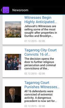 NWT Bible apk screenshot
