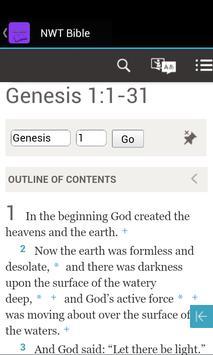 NWT Bible screenshot 1