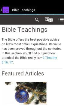 NWT Bible screenshot 3