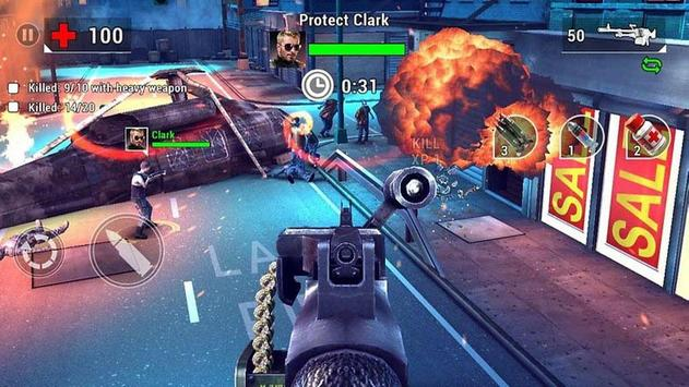 Tips UNKILLED: MULTIPLAYER ZOMBIE SURVIVAL SHOOTER screenshot 1