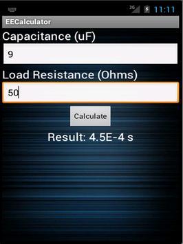 EE Calculator screenshot 3