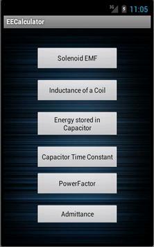 EE Calculator screenshot 4