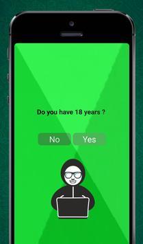 Hack whatsapp Prank screenshot 1