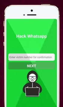 Hack whatsapp Prank screenshot 4