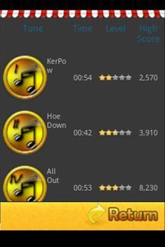 Music Zing Lite -  Free Game screenshot 1