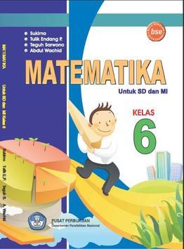 Matematika II (6 SD) poster