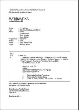 Matematika II (6 SD) screenshot 2