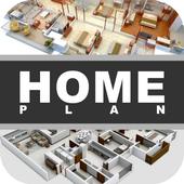 Home designs icon