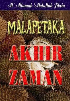 Malapetaka Akhir Zaman poster
