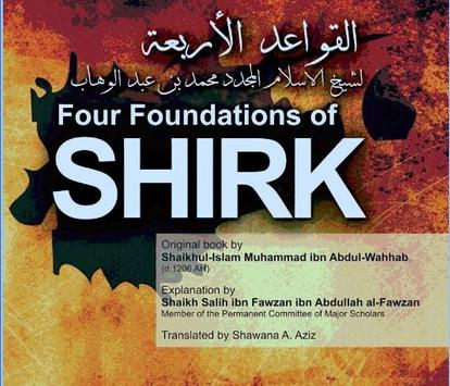 Islam - 4 Foundations of Shirk poster