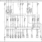 citro�n saxo wiring diagrams icono