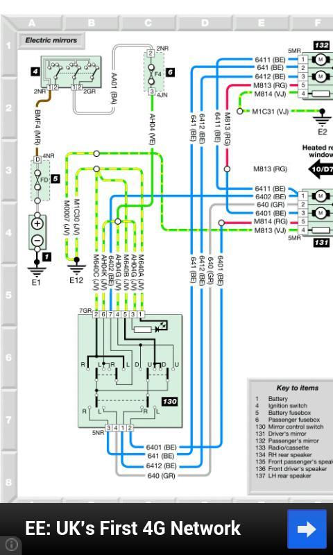 citro�n saxo wiring diagrams poster citro�n saxo wiring diagrams captura de  pantalla 1