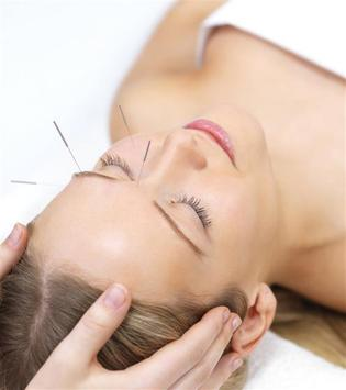 Accupuncture with Android poster
