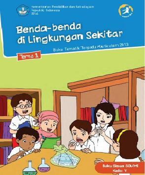 Buku Kurikulum 2013 SD poster