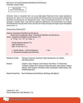 Buku Kurikulum 2013 SD apk screenshot