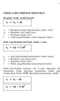 Rumus FisikaKu (SMA/SMU) screenshot 2