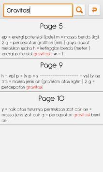 Rumus FisikaKu (SMA/SMU) screenshot 4
