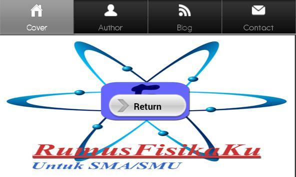 Rumus FisikaKu (SMA/SMU) screenshot 5