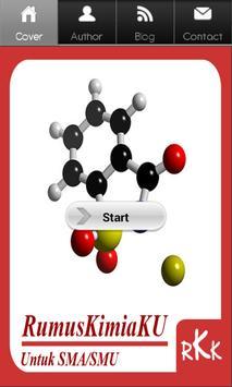 Rumus KimiaKu (SMA/SMU) poster