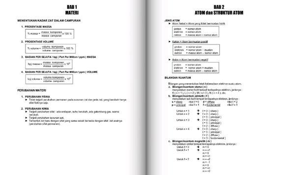 Rumus KimiaKu (SMA/SMU) screenshot 5