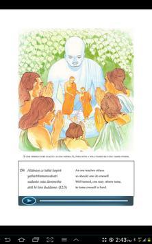 English Dhammapada Chapter 12 apk screenshot