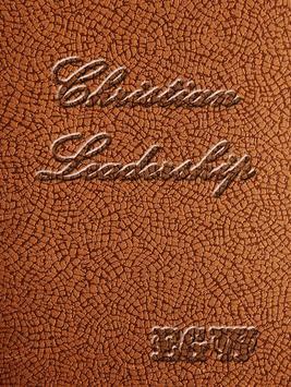 Christian Leadership poster