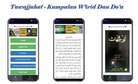 Tawajjuhat apk screenshot