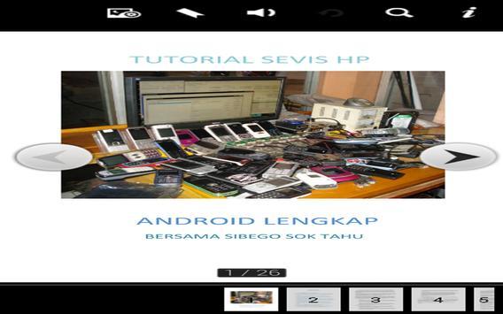 Panduan Servis Hp Android apk screenshot