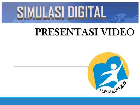 BUKU PRESENTASI VIDEO poster
