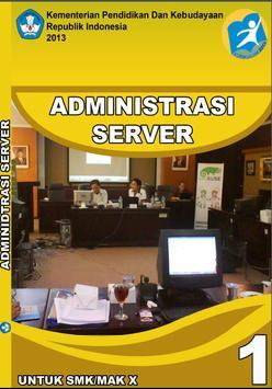 Buku Administrasi server 1 poster
