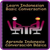 Learn Indonesian Spanish icon