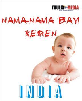 NAMA-NAMA BAYI KEREN INDIA poster