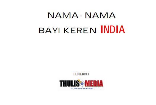 NAMA-NAMA BAYI KEREN INDIA apk screenshot