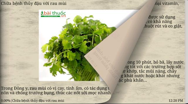 Bài thuốc  từ thảo dược apk screenshot