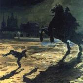 Медный всадник А. С. Пушкин icon