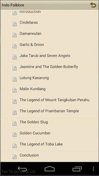 Indonesian Folklore screenshot 1