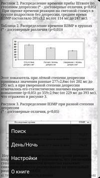 Лечение депрессии у школьников apk screenshot