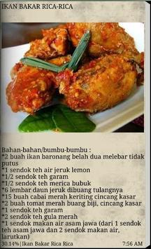 Resep Masakan Sulawesi apk screenshot