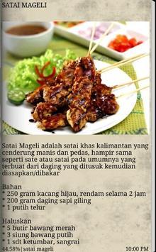 Resep Masakan Kalimantan screenshot 5