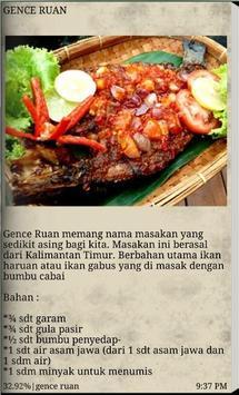 Resep Masakan Kalimantan screenshot 1