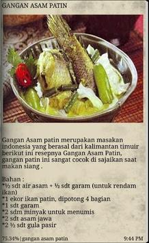 Resep Masakan Kalimantan screenshot 3