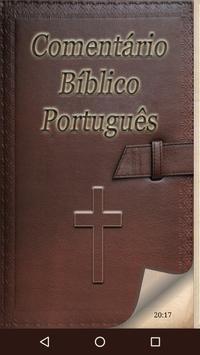 Comentário Bíblico Português poster