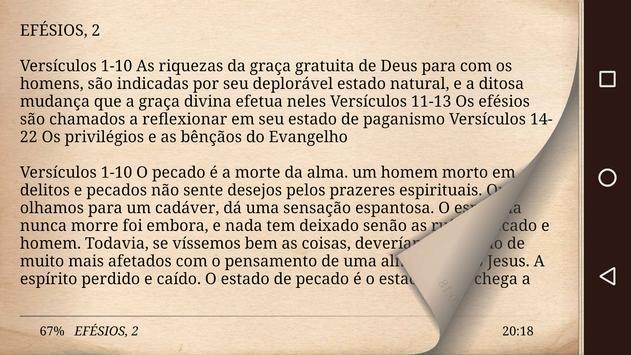 Comentário Bíblico Português screenshot 4