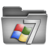 Install Windows 7 Tutorial icon