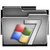 Install Windows 7 Tutorial icon