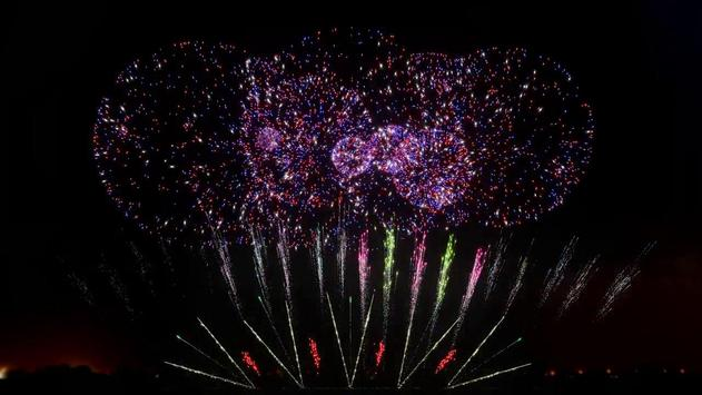 Fireworks HD Live Wallpaper APK Download Free Personalization