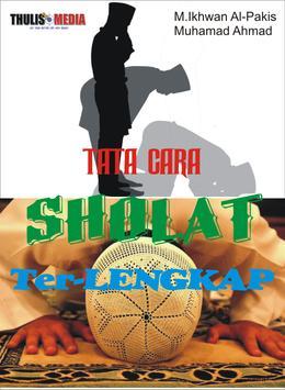 TATA CARA SHOLAT TERLENGKAP poster