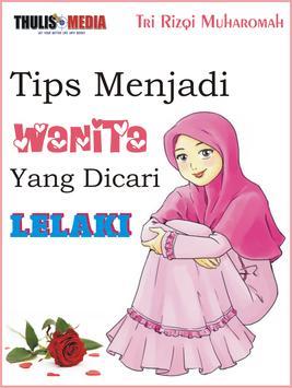 Tips Jadi Wanita Dicari Lelaki apk screenshot