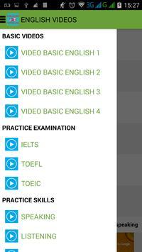 XENGLISH VIDEOS apk screenshot