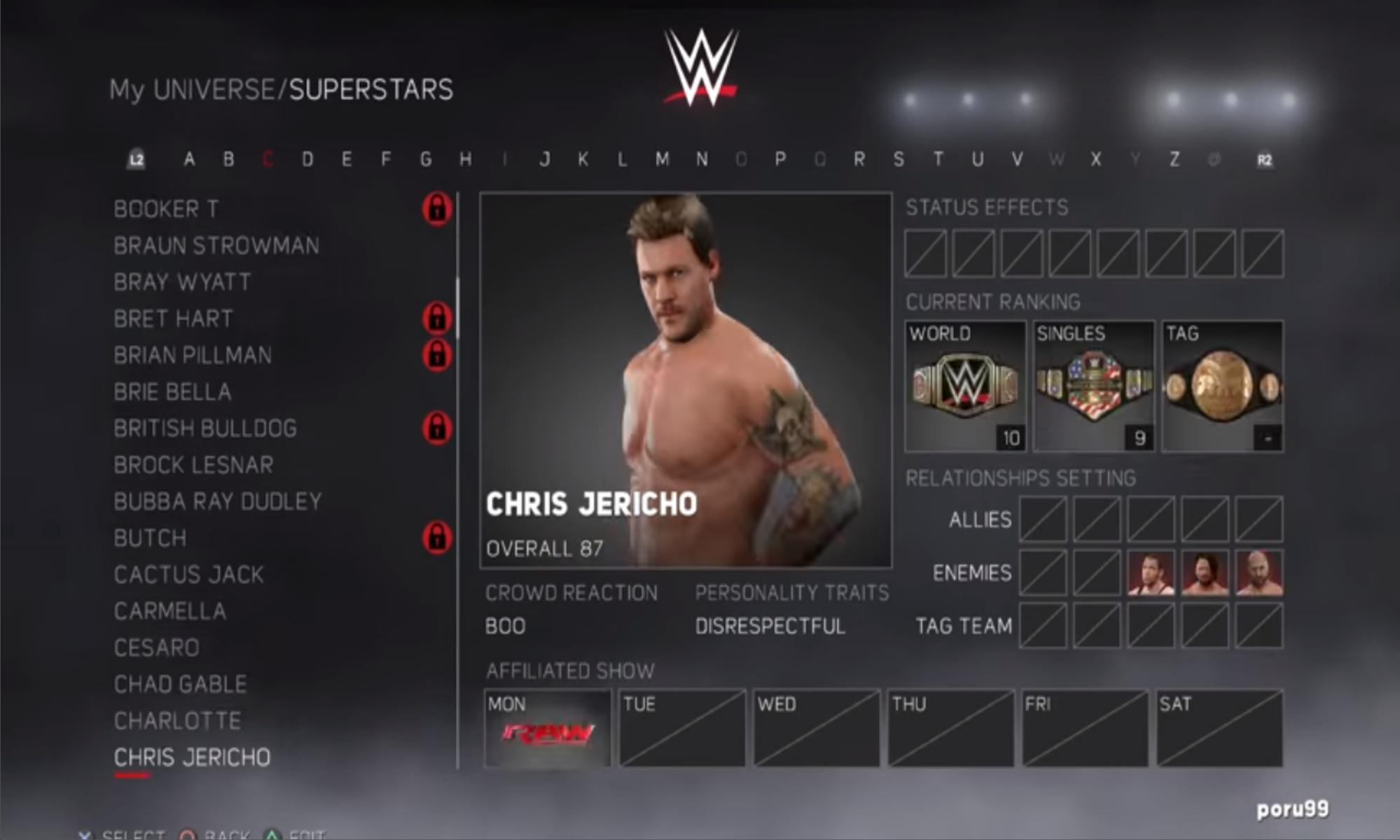 New PPSSPP WWE 2k17 Smackdown Tip for Android - APK Download